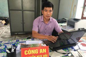 Hà Tĩnh: Công an xã Trường Lộc làm tốt công tác ổn định tình hình an ninh trật tự trên địa bàn
