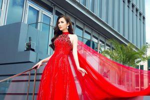 Á hậu Thanh Trang sẽ là giám khảo Hoa hậu các quốc gia 2018