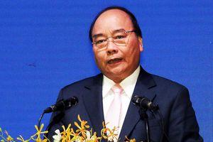 Thủ tướng Nguyễn Xuân Phúc dự Hội nghị xúc tiến đầu tư Cần Thơ