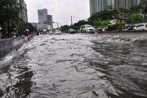 TP. Hồ Chí Minh kêu gọi đầu tư vào các dự án chống ngập và xử lý nước thải