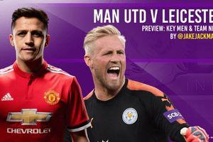 MU vs Leicester: Bầy cáo thách thức Quỷ đỏ