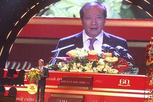 Ấn tượng Lễ kỷ niệm 60 năm truyền thống của Bia Hà Nội