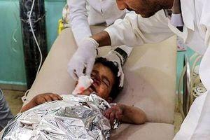29 trẻ em thiệt mạng trong một vụ không kích ở Yemen