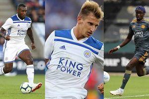 Đội hình giúp Leicester City gây khó dễ cho MU ở trận ra quân