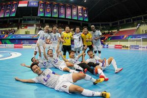 Trực tiếp Thái Sơn Nam vs Bank of Beirut bán kết Futsal châu Á
