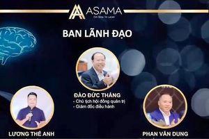 Xuất hiện công ty Asama Mining sắp sụp đổ giống Sky Mining?