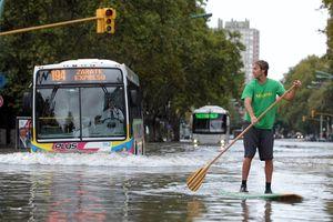 Ứng phó ngập lụt tại đô thị