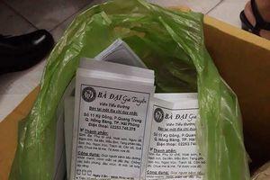 Hải Phòng: Thu giữ hơn 2.000 gói thuốc chữa bệnh tiểu đường không được cấp phép