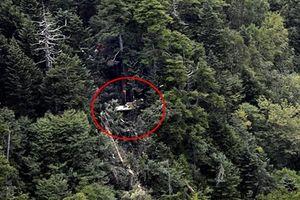Rơi trực thăng cứu hộ ở Nhật Bản