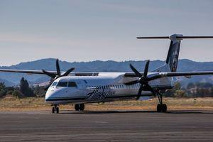 Máy bay rơi gần Seattle sau khi bị nhân viên sân bay ăn trộm