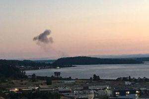 Máy bay Mỹ bị cướp lộn nhiều vòng trước khi rơi