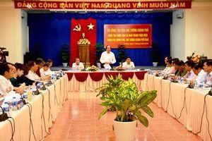 Bộ trưởng Chủ nhiệm Văn phòng Chính phủ đánh giá cao công tác cải cách hành chính tỉnh Cà Mau