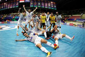 Thái Sơn Nam vào chung kết giải VĐ futsal các CLB châu Á