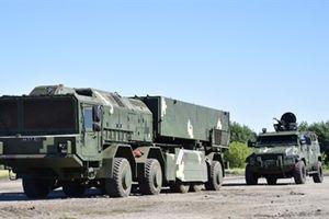 Lộ ảnh thật tên lửa Ukraine khoe mạnh ngang Iskander-M