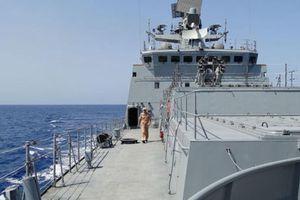 Chiến hạm Nga chơi trò 'mèo vờn chuột' với tàu ngầm hạt nhân Mỹ