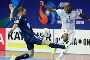 Ngược dòng ngoạn mục, Thái Sơn Nam vào chung kết Futsal châu Á