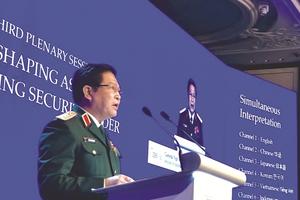 Đối ngoại Quốc phòng góp phần xây dựng và bảo vệ Tổ quốc