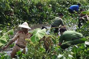 Thanh niên Bắc Ninh triển khai 'Tình nguyện tập trung 2018'