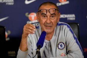 Thắng '3 sao' trận ra quân, Chelsea lên ngôi đầu Ngoại hạng Anh