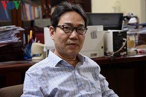 Tiến sĩ Đinh Văn Minh 'thức tỉnh' xã hội khi bàn về sự học ngày nay