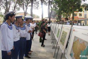 Thanh Hóa: Gần 80 nghìn người tham gia triển lãm về biển, đảo