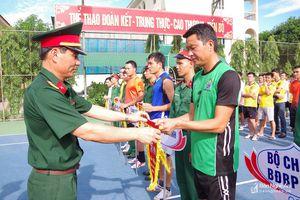 Khai mạc giải thể thao khối nội chính và lực lượng vũ trang Nghệ An