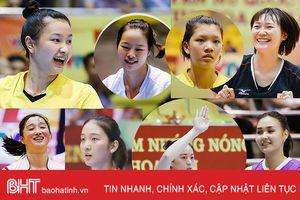 VTV Cup 2018 tại Hà Tĩnh: Ngắm dung nhan 8 ứng cử viên hoa khôi