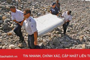 Thế giới ngày qua: Pháp mở cuộc điều tra mới về vụ máy bay MH370 mất tích