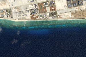 Trung Quốc khẩu chiến với máy bay Mỹ trên vùng đảo Bắc Kinh chiếm đóng trái phép