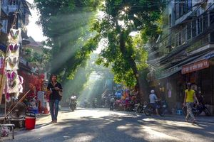 Dự báo thời tiết ngày 11/8: Hà Nội ngày nắng, mưa rải rác