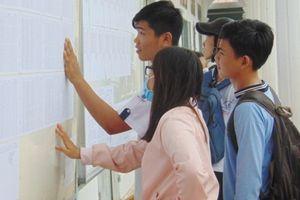 Nghệ An: Kỷ luật Phó phòng Khảo thí để lộ điểm thi sớm