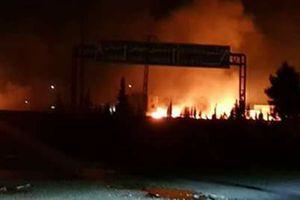 Hệ thống phòng thủ Syria kích hoạt vì vật thể bay gần Damascus