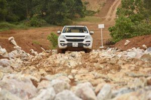 Chevrolet Colorado vượt qua nhiều đối thủ để dẫn đầu phân khúc bán tải