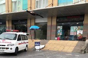Nghệ An: Người phụ nữ rơi từ tầng 10 xuống tử vong tại chỗ