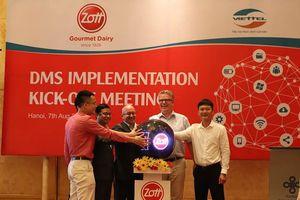 Zott Việt Nam triển khai giải pháp Quản lý Bán hàng trực tuyến trên toàn quốc