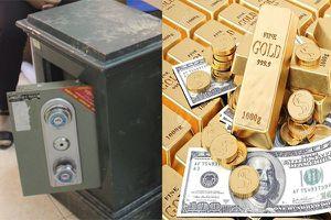 Cụ bà 75 tuổi mất 1,2 tỷ đồng vì lộ mã mở két sắt