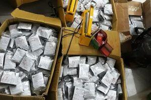 Hải Phòng: Phát hiện hơn 2.000 túi thuốc đông y không rõ nguồn gốc
