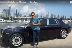 Khám phá Rolls-Royce Phantom giá chỉ 1,8 tỷ đồng