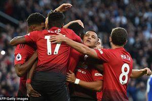 M.U ra quân thắng lợi trong trận mở màn Premier League