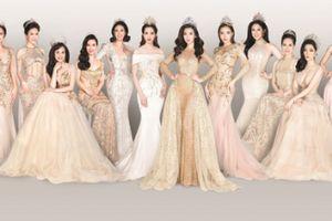 Ảnh: 14 Hoa hậu Việt Nam hội tụ sau 30 năm