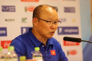HLV Park Hang-seo đã nói gì với truyền thông nước ngoài về Olympic Hàn Quốc?