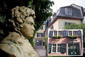 Vượt qua 9 quả đồi ở trái tim châu Âu thăm nhà của thiên tài Beethoven