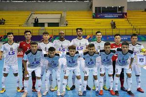 Lịch thi đấu trận chung kết của Thái Sơn Nam giải futsal Châu Á 2018
