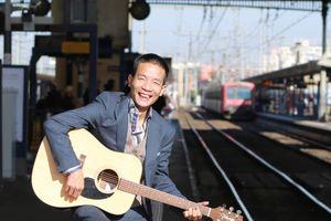 Nhà thơ Nguyễn Vĩnh Tiến: Nỗi buồn - khởi nguồn cho sáng tạo