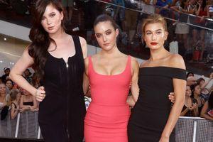 Ba ái nữ xinh đẹp, dáng chuẩn đến từ gia đình quyền lực Baldwin