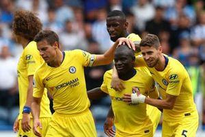 Thắng dễ Huddersfield 3 - 0, Maurizio Sarri ra quân hoàn hảo ở Ngoại hạng Anh
