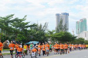 Sôi động đường đua Marathon quốc tế Đà Nẵng 2018