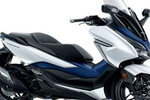 Chi tiết 3 màu, thông số, giá bán xe ga mới Honda Forza 250