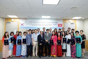 KOICA hỗ trợ nâng cao năng lực truyền thông chính sách cho cán bộ Việt Nam