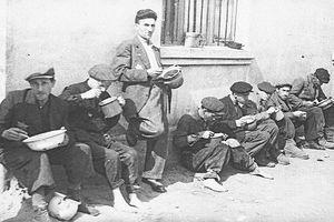 Ảnh đau lòng về cuộc sống người Do Thái dưới thời Đức quốc xã